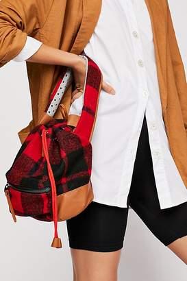 Maho Plaid Shoulder Bag