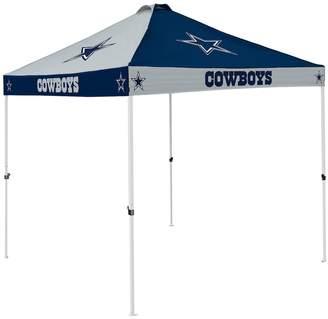 Logo Brand Dallas Cowboys Checkerboard Tent