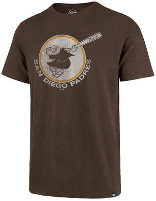 '47 Men's San Diego Padres Scrum Logo T-Shirt