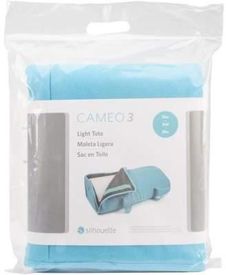 Silhouette Of America Silhouette Cameo 3 Light Tote-Blue