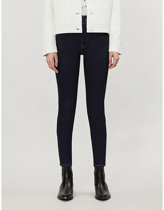 Levi's Mile High super-skinny high-rise jeans