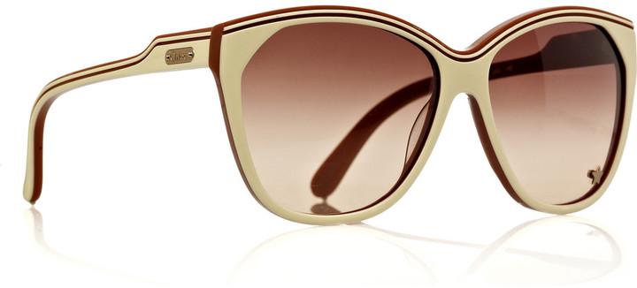 Chloé Tilia acetate sunglasses