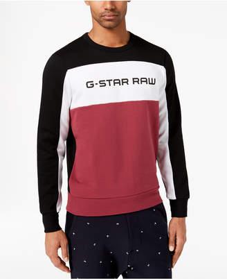 G Star G-Star Men's Swando Logo Sweatshirt, Created for Macy's