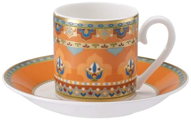Samarkand Mandarin Espresso Set