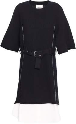 3.1 Phillip Lim Layered Cotton-blend Dress