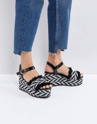 Sixty Seven SixtySeven Taike Flatform Espadrille Sandals