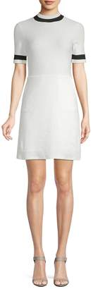 French Connection Women's Savos Knit A-Line Dress