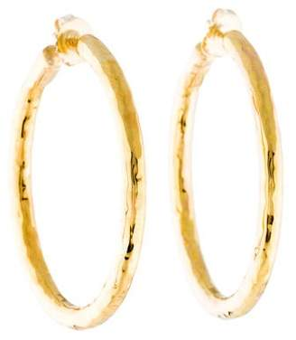 Ippolita 18K Glamazon Hoop Earrings