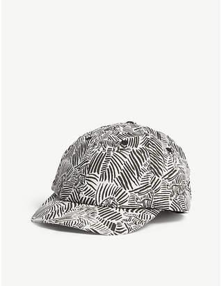 Bottega Veneta Barts Saki cotton strapback cap