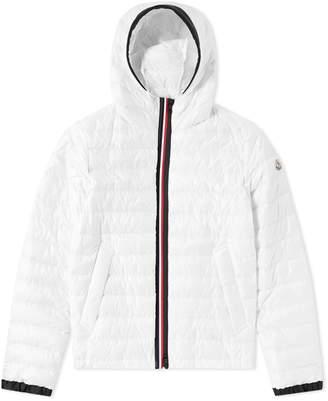 Moncler Morvan Double Zip Tricolour Placket Jacket