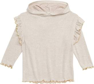 Rosalie Peek Hooded Sweatshirt