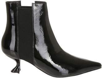 Jeffrey Campbell Pointed Toe Ankle Boots