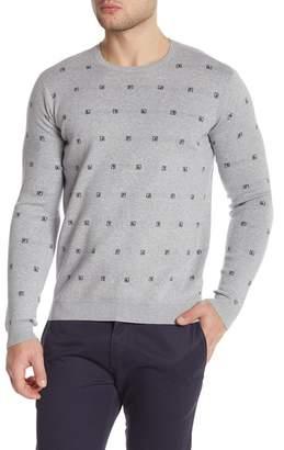 Tavik Micra Jacquard Knit Sweater