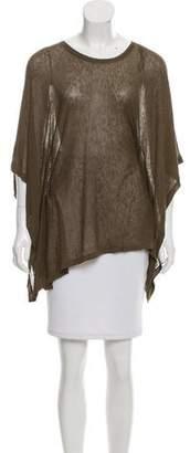 Michael Kors Draped Knit Top