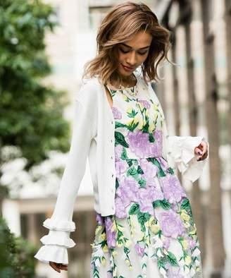Million Carats (ミリオン カラッツ) - Million Carats springフレアカーディガン[DRESS/ドレス]