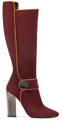 Lanvin New Elliptique High-Heeled Boot