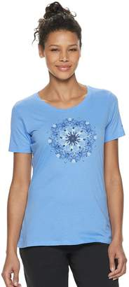 Columbia Women's Butterfly Wing Medallion Tee