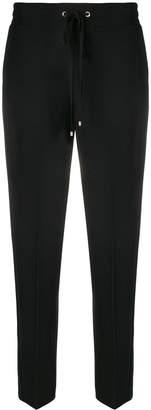 Blumarine drawstring trousers