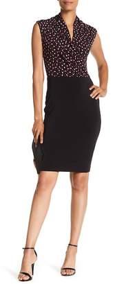 Leota Ellie Sheath Dress