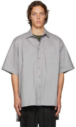 D by D Grey High Density Tyvek Shirt