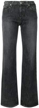 Armani Jeans (アルマーニ ジーンズ) - Armani Jeans クラシック ストレートジーンズ