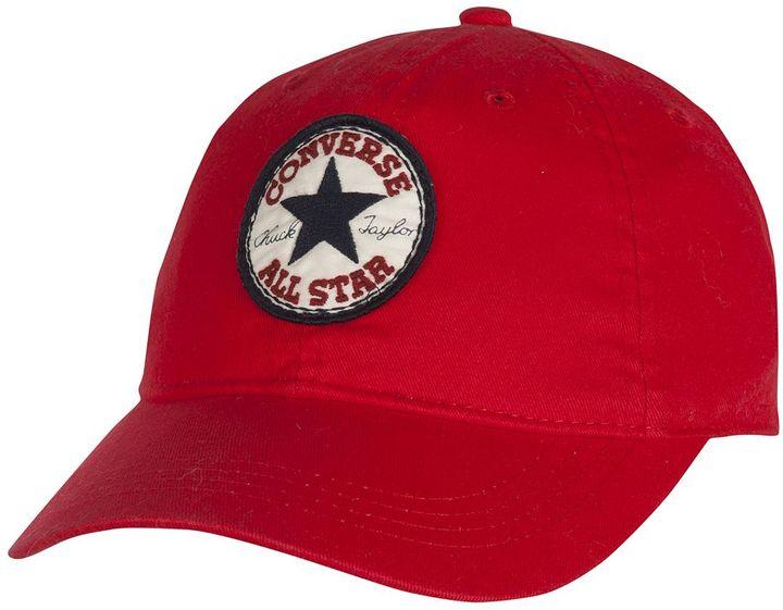 Converse chuck baseball cap - baby
