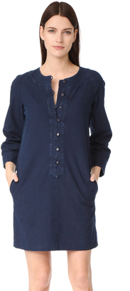 A.P.C. Louxor Dress $280 thestylecure.com