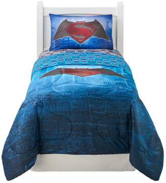 Justice Kohl's Batman vs. Superman World's Finest Bed Set