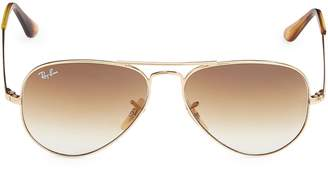 Ray-Ban Icons Aviator ll Metal Sunglasses