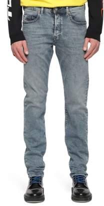 Diesel R) Buster Slim Fit Straight Leg Jeans