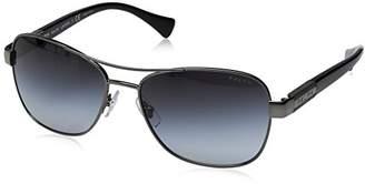 Ralph Lauren Ralph by Women's 0ra4119 Square Sunglasses