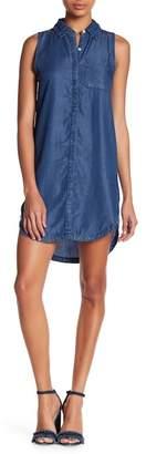 YMI Jeanswear Jeans Tank Shift Dress
