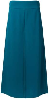 L'Autre Chose cropped wide leg trousers