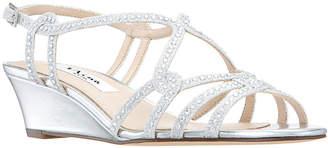 Nina Fynlee Wedge Sandals Women Shoes
