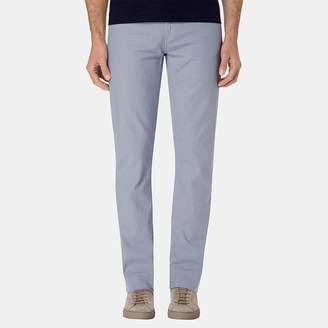J Brand Kane Straight Leg Jean in Blue Fog Wash