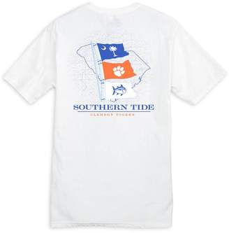 DAY Birger et Mikkelsen Game State Flag T-shirt - Clemson University