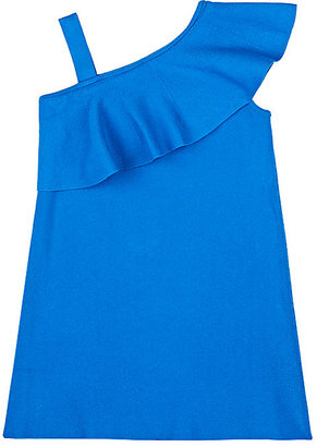 Milly One-Shoulder Dress $178 thestylecure.com