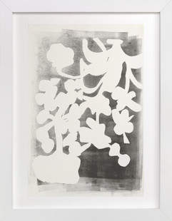 Modern Floral Series 1 Art Print