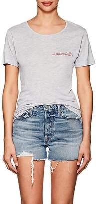 """Maison Labiche Women's """"Mademoiselle"""" Jersey T-Shirt"""