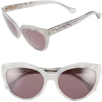 Balenciaga Paris 56mm Sunglasses
