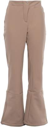 Fusalp Appliqued Shell Flared Pants
