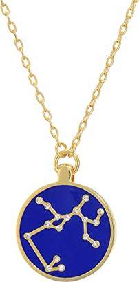 Vince Camuto Women's Sagittarius Pendant Necklace