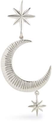 aae00ec57 Marte Frisnes Marlowe Crescent Moon Drop Earrings