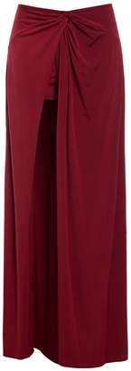 Sarvin - Reese Side Split Maxi Skirt