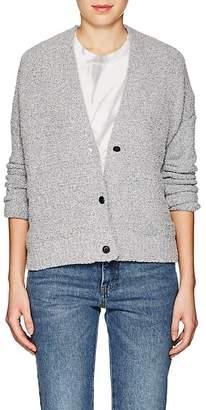 ATM Anthony Thomas Melillo Women's Textured Fleece Cardigan