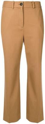 Rag & Bone slim-fit cropped trousers
