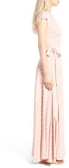 Women's Tularosa Sid Wrap Maxi Dress 2