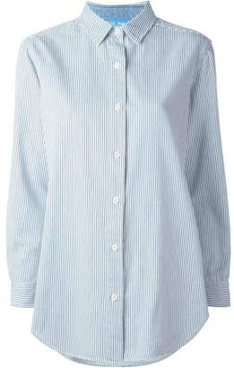 MiH Jeans striped loose fit shirt