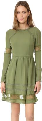 alice + olivia Janae Dress $440 thestylecure.com