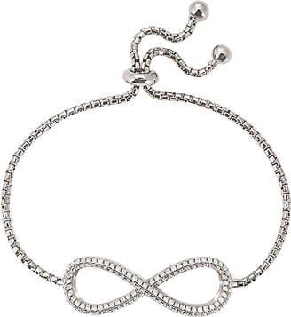 Folli Follie Fashionably Infinity silver-plated bracelet